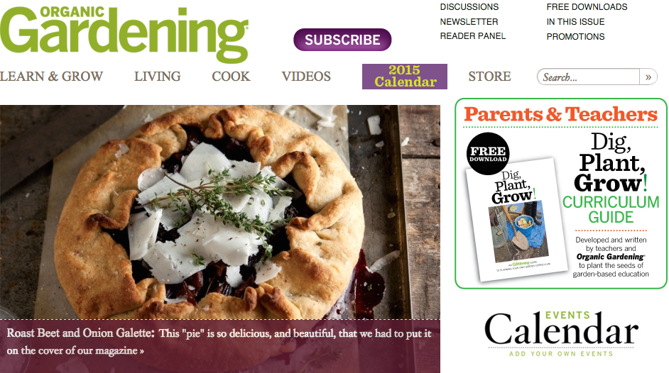 OrganicGardening.com