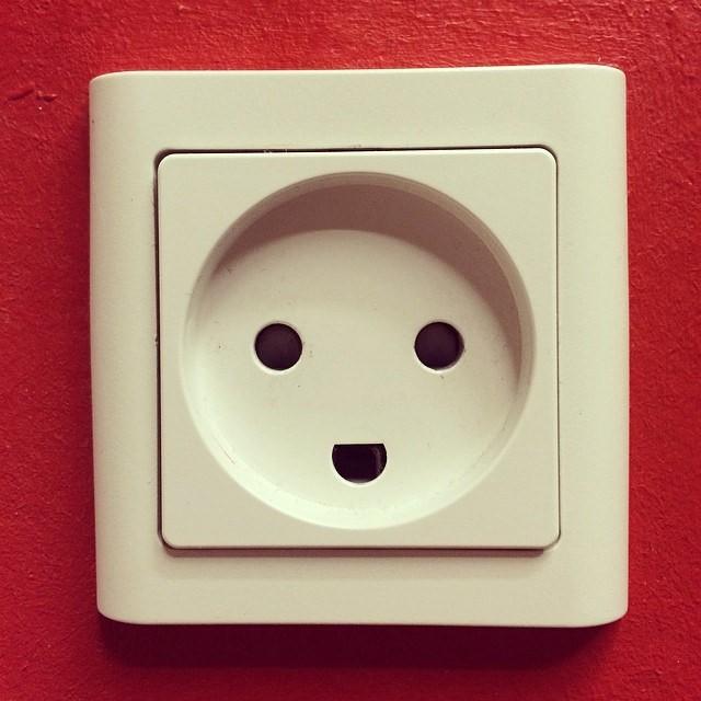 happy power socket